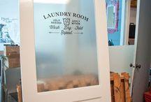 Design Board: Laundry Room