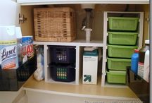 Home Organization / by Claudia Glidewell