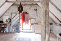 cabin/studio / by Jennifer Larson