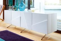 Contemporary Cabinet / Stylish storage...It's all about detail and proportion