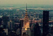 Cities / New York, Los Angeles, London, Dublin, Zurich, San Francisco, San Diego,...