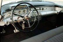 1950/60s US vehicle dashboards