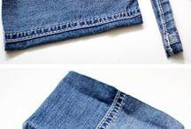 Denim / Recycling jeans