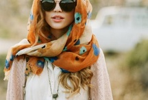 Hats, beanie, scarves