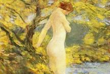 Art - Bathing women