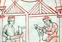XIII Secolo - Arti e Mestieri