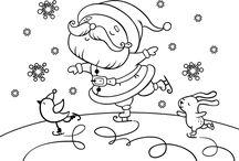 Dibujos de Navidad para colorear / Descubre los mejores dibujos de Navidad para colorear de Dibujos.net Elige entre una gran variedad de dibujos llenos de Santa Claus, elfos, renos, muñecos de nieve y árboles de navidad. Colorea tantos como quieras y envíalos como postal. Será una sorpresa genial. ¡Feliz Navidad!