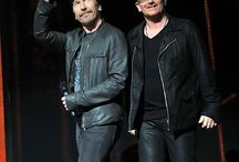All Things U2 / by Sharon Kirkeby