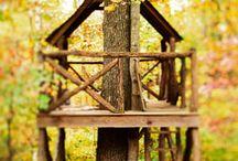 Simple Treehouses