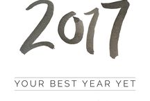 2017 | The Best Year Yet