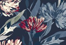 Patern Design Floral