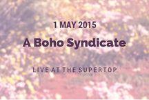 Boho Fashion / Fashion inspired by Boho elements