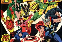 COVERS THE AVENGERS