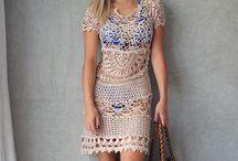 Crochet dress 7