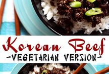 Asian & Indian Recipes
