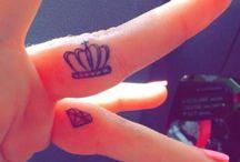 Women's tattoos