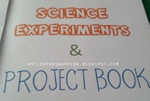 Science Experiments / by Patricia Carroll