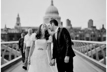 London Weddingness / Locations in London for wedding ideas.