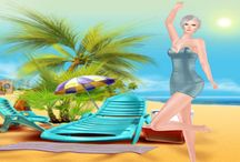 {Pose Lover} 11st round / 12th august ~ 28th august / TAXI : http://maps.secondlife.com/secondlife/Favellas/224/179/1196
