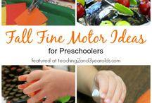 Preschool-September / Welcome to School, All About Me, Nursery Rhymes, Apples