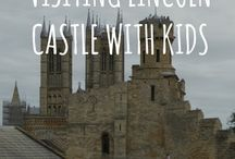 English Towns with Kids