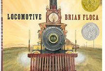 Picture Books: Machines and Vehicles / Books for every machine that moves, chugs, digs, travels, and more!