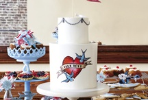 Rockabilly Sailor Wedding Ideas