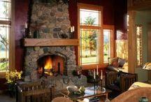 Oh My Fireplace!