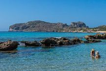 Seaside Villages in Crete