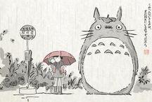 Univers Ghibli