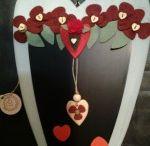 CUOREMANIA / Ho sempre amato i cuori in ogni loro forma!! Un semplice messaggio d'affetto sempre gradito!!