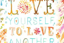 quotes and posters / by Holly Scheer