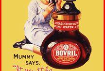 Vintage advertisements -  Bovril / I always loved these