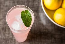 Cool Summer Drinks / Alcohol and Non alcohol drinks, Smoothies and Homemade juices