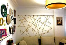 Ev için dekorasyon fikirleri