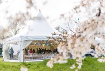 Modular Marquee Pods / Modular marquees are made up of hexagonal pods that attach together any way you want, to give you the bespoke venue you're after. The endlessly configurable nature of the pods give you the ultimate venue. Size, shape and layout is all up to you!