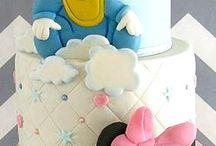 Cake Mickey Minie