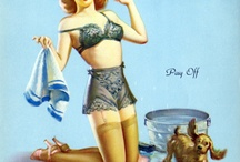 love pin up girls
