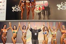 JOSEFA WESTPHAL (Chile) 3° lugar Arnold Classic Asia 阿諾國際體育節(亞洲站)