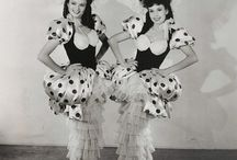 Chorus Girl Twins / by Robin Nunnally