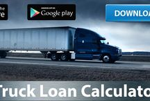 Truck Loan Calculator / Loans Direct  Truck Loan Calculator app helps you to make calculations like required loan amount, monthly repayments as per the interest rates and other related information.