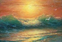 Tenger  sea