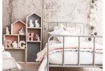 Slaapkamer meiden