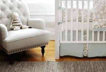 Nursery Room Ideas / For more decorating ideas stop by: http://www.decorating-ideas-made-easy.com / by Jennifer Decorates