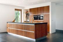 Onze keukens / Massief bamboe keukens van Kitchzen