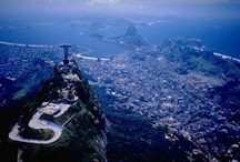 Dream destinations / Brazil & Spain / by CG