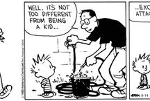 Best of Calvin and Hobbes / That's about life.