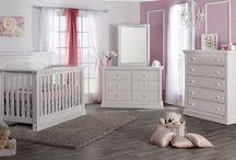 White Nursery Furniture (cribs!)