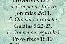 para orar