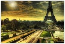 Eiffel Tower / by Wanda